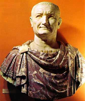 Римський імператор Веспасіан