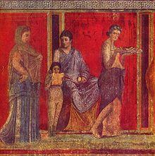 У Стародавньому Римі повії зобов'язані були фарбувати волосся в світлий або рудий колір.