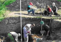 Археологи здійснили сенсаційну знахідку в Слов'янському районі