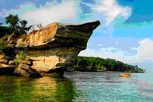 Можливо, озеро Гурон є місцем формування homo sapiens