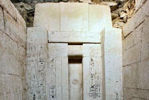 Гробницю придворного лікаря виявили у Єгипті
